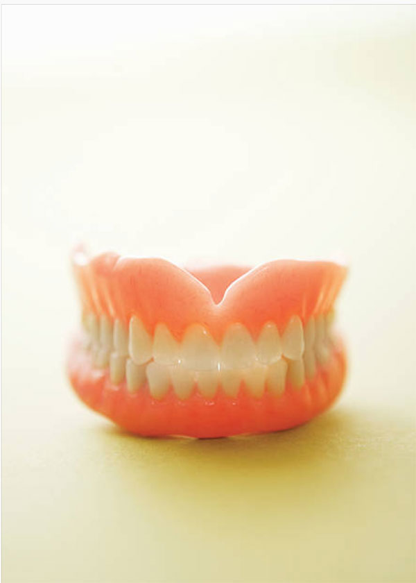 denture display