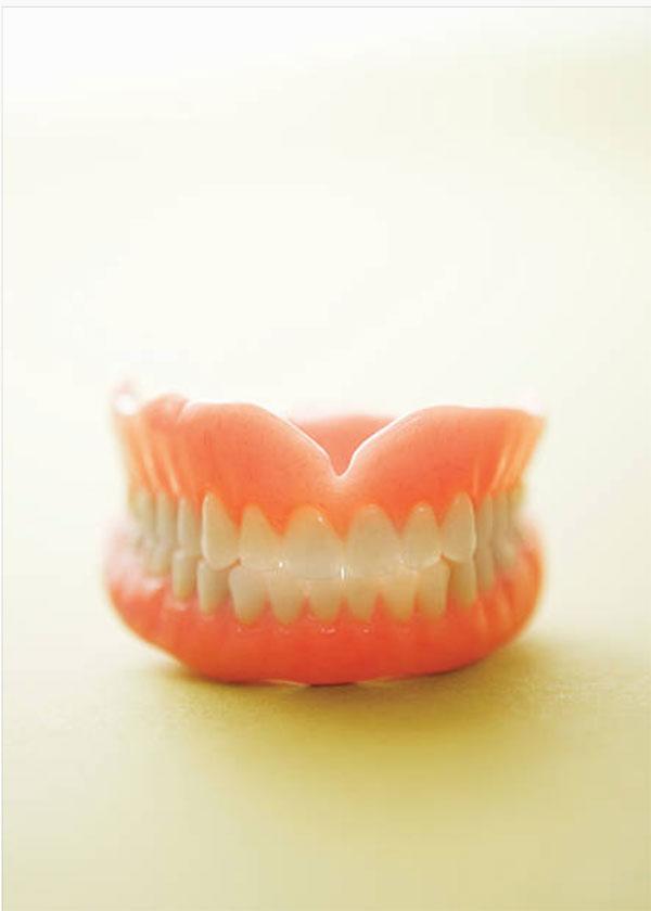 denture display